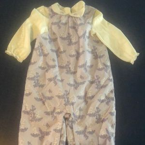 NWT Janie and Jack outfit 12-18 months